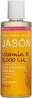 Масло с витамином Е 5000 МЕ - Антиоксидантная защита кожи лица (125 мл)