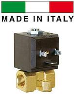 "Электромагн. клапан CEME (Италия) 6610, НЗ, 1/4"", 3 мм, 90 C, 220В"