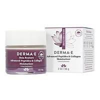Инновационный восстанавливающий крем с пептидами и коллагеном 56 г Derma E (США), официальный сайт