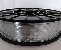 PETG - пластик для печати на 3D принтере. Прозрачный, бесцветный.1,75 мм, 750 грамм