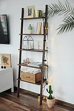 """Этажерка стеллаж лестница из массива дерева """"Стелла"""" от производителя, фото 3"""