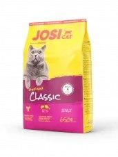 Josera JosiCat Sterilised Classic для взрослых стерилизованных кошек 0.65 кг