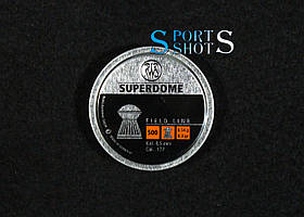 Пули RWS Superdome 0.54г, 500шт/упк