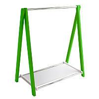 Стойка для одежды Fenster Модус 1П Зеленый