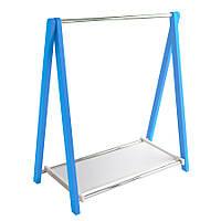 Стойка для одежды Fenster Модус 1П  Синий