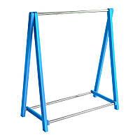 Стойка для одежды Fenster Лео 1 Синий