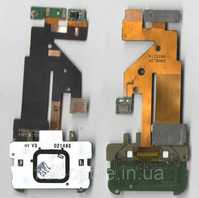 Шлейф Nokia 5610