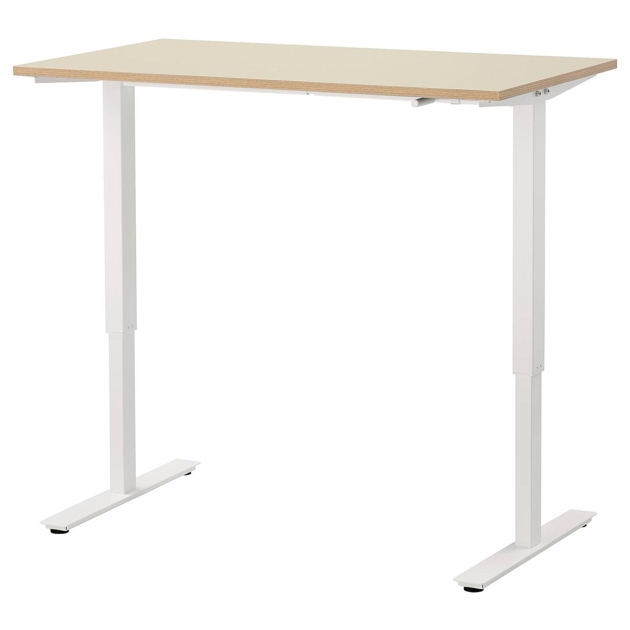 IKEA SKARSTA  бежевый / белый(093.208.13)