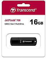USB флеш накопитель 16GB Transcend JETFLASH 700 (TS16GJF700)