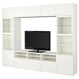 IKEA Модульна вітальня BESTÅ (991.947.68)