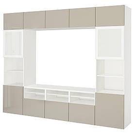 IKEA Модульна вітальня BESTÅ (991.947.92)