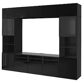IKEA Модульна вітальня BESTÅ (091.947.39)