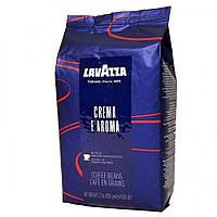 Кофе зерновой Lavazza Crema e Aroma (Новый) 1 кг Италия