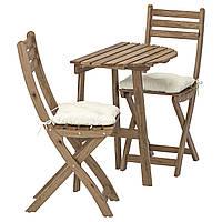 IKEA Комплект мебели садовой ASKHOLMEN (892.860.04)