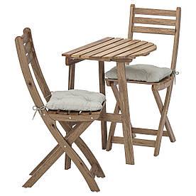 IKEA Комплект мебели садовой ASKHOLMEN (192.860.07)