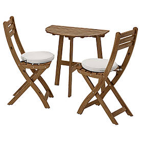 IKEA Комплект мебели садовой ASKHOLMEN (792.623.05)