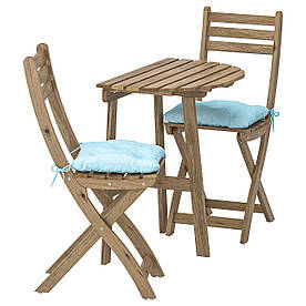 IKEA Комплект мебели садовой ASKHOLMEN (592.860.10)