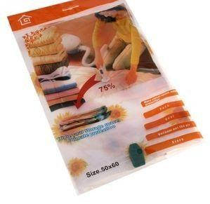 Вакуумні пакети, розмір 80х110 см, фото 2