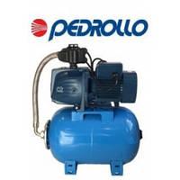 Насосная станция для водоснабжения (подачи воды в дом и полива) Pedrollo JSWm 1.1 кВт