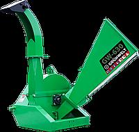 Щепорез GrunWelt GW-630 (120 мм, 4 ножа, ВОМ, 25 л.с.), фото 1