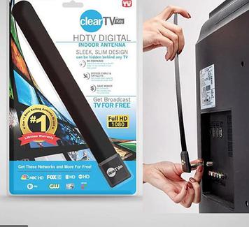 Цифровая комнатная ТВ антенна Clear TV Key