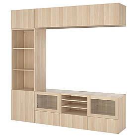 IKEA Комбінація для ТБ BESTÅ (391.949.74)