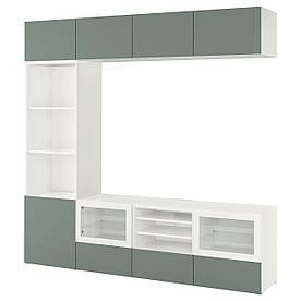 IKEA Комбінація для ТБ BESTÅ (593.016.71)