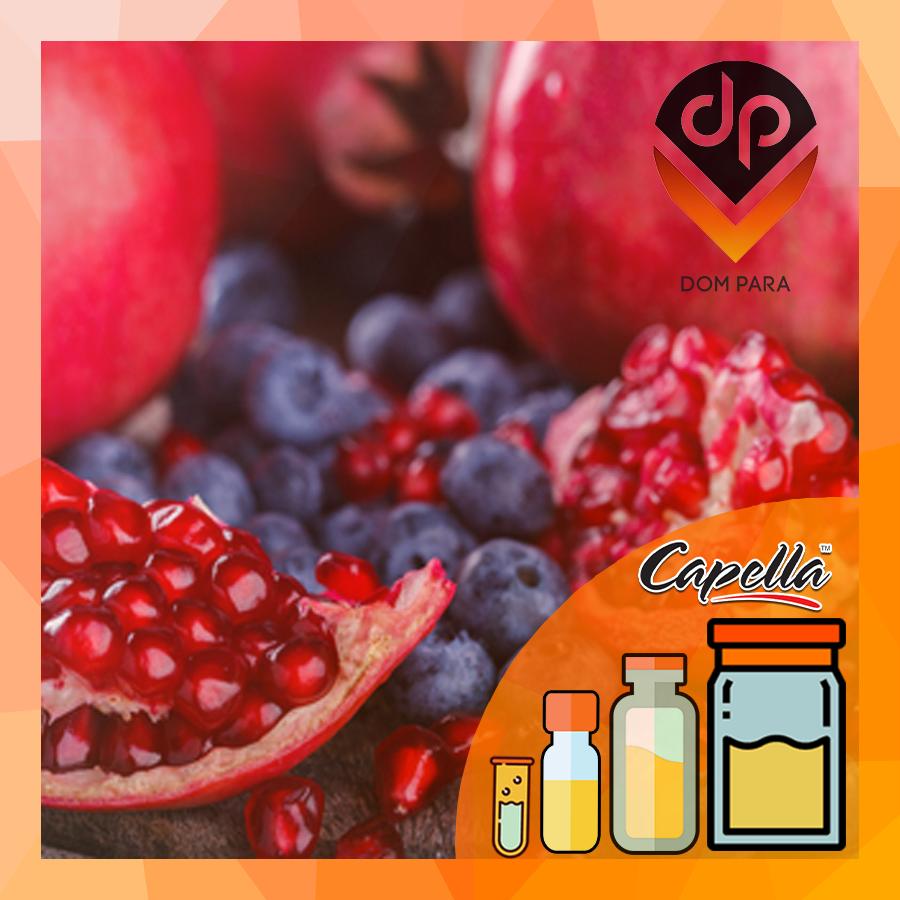 Ароматизатор Capella Blueberry Pomegranate with Stevia| Черника, гранат и стевия