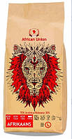 Кофе в зернах Afrikaans 70% Arabica 30% robusta