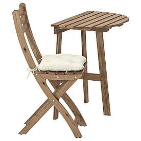 IKEA Комплект мебели садовой ASKHOLMEN (492.861.76)