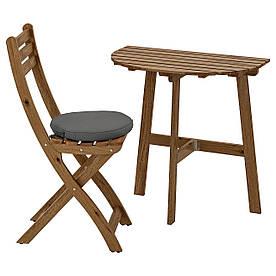 IKEA Комплект мебели садовой ASKHOLMEN (792.689.58)