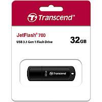 USB флеш накопитель 32GB Transcend JetFlash 700 (TS16GJF700)
