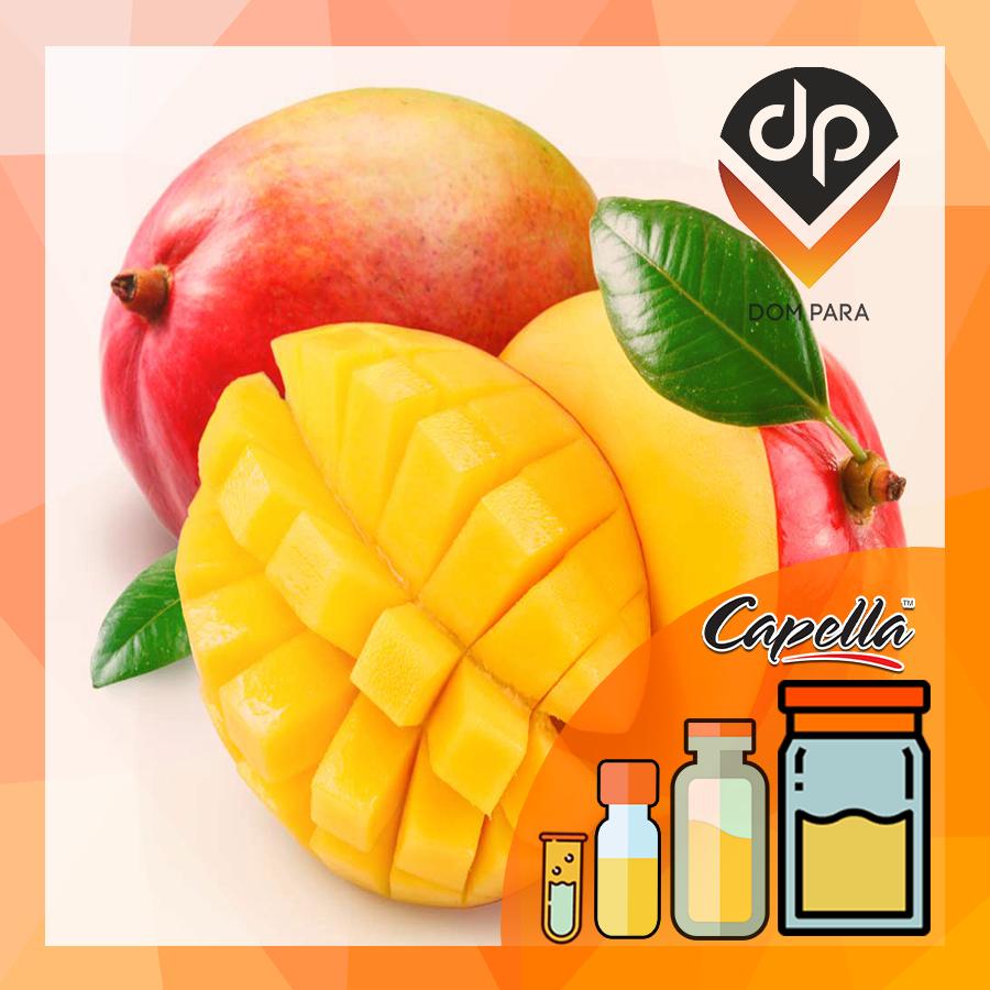 Ароматизатор Capella Sweet Mango  Сладкое Манго