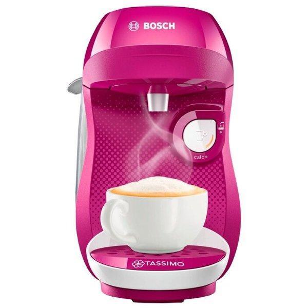Капсульна кавоварка еспресо Bosch Tassimo Happy TAS1006