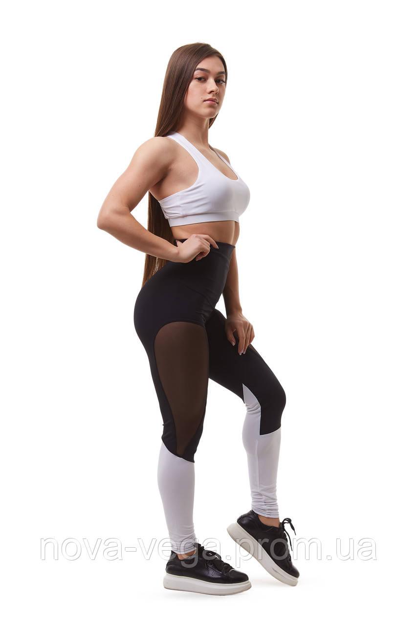 Спортивный комплект для фитнеса Cotis White