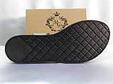 Комфортні шкіряні сандалі на платформі Milli Gold, фото 10
