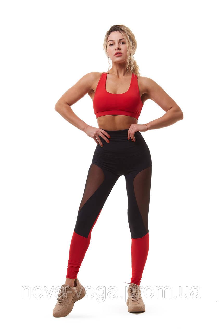 Спортивный комплект для фитнеса Cotis Red
