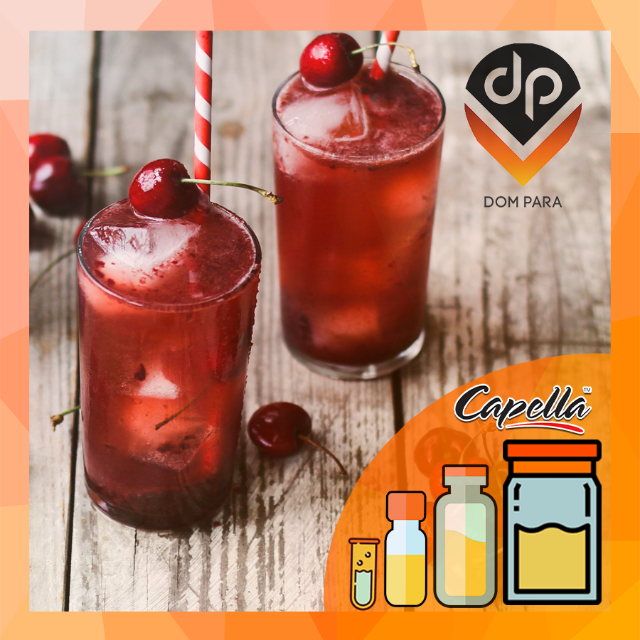 Ароматизатор Capella Cherry Cola| Вишнева кола
