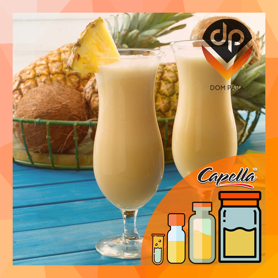 Ароматизатор Capella Pinacolada| Пина колада