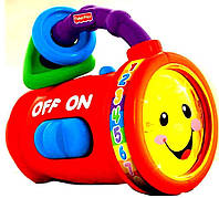 Интерактивная игрушка Fisher Price Умный фонарик на русском SKL52-239503