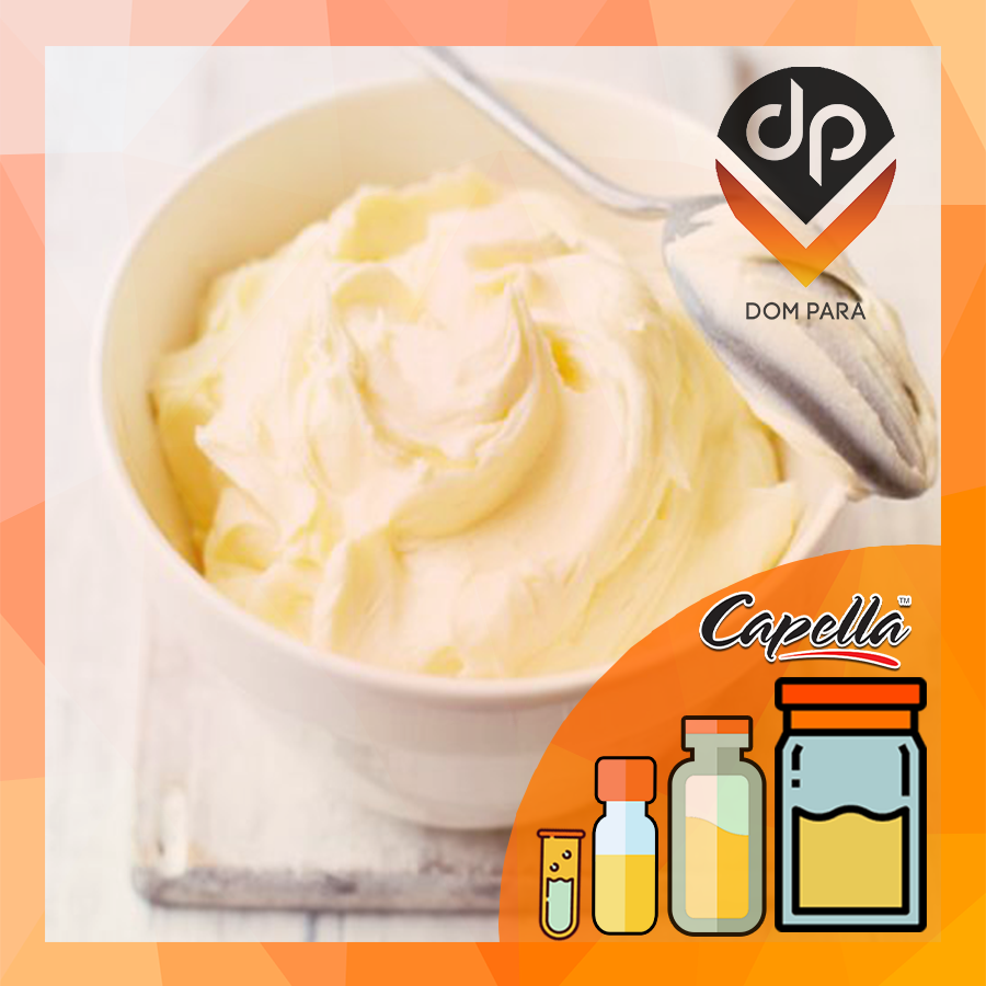 Ароматизатор Capella Butter Cream| Сливочное масло