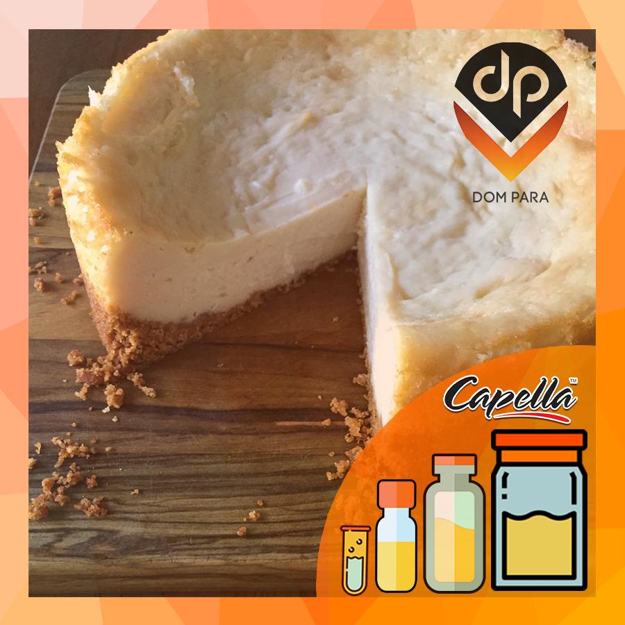 Ароматизатор Capella New York Cheesecake| Нью-Йоркский чизкейк
