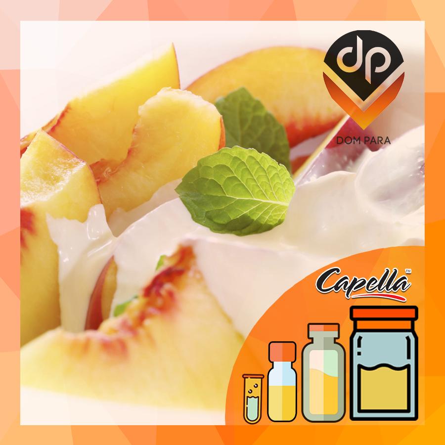 Ароматизатор Capella Peaches and Cream| Персик с кремом