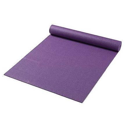 Мат для йоги Friedola Basic фиолетовый, фото 2