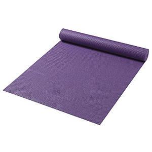 Мат для йоги Friedola Sports фіолетовий