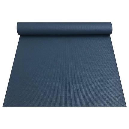 Мат для йоги Friedola Eco синий, фото 2