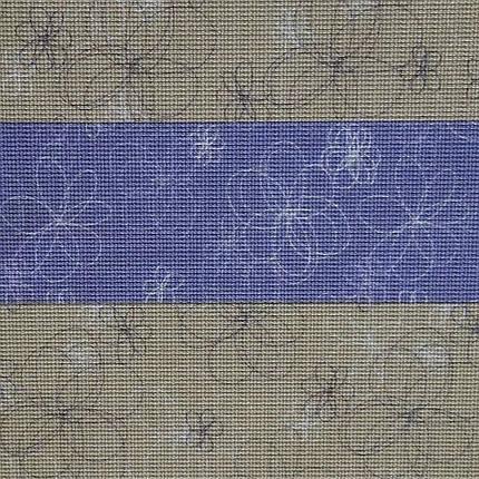 Мат для пилатеса Friedola серый/фиолетовый, фото 2