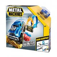 Игровой набор METAL MACHINES Road Rampage