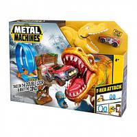 Игровой набор METAL MACHINES – T Rex