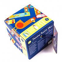 Гра дитяче доміно склади тварина djeco (DJ08165), фото 2